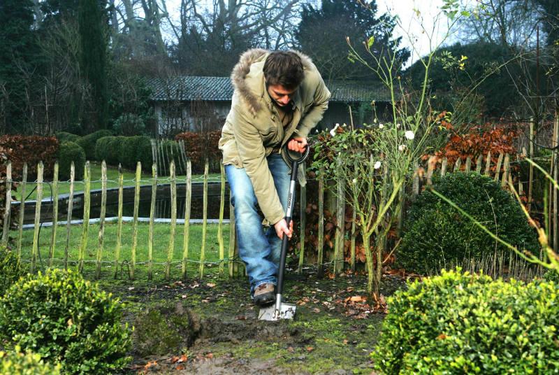 Konserwacja narzędzi ogrodowych