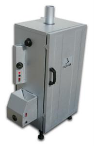 Niewielka domowa wędzarnia elektryczna Borniak UW-70. Fot. Borniak