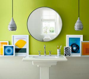 Malowanie ścian łazienki