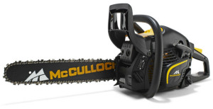 McCulloch - Spalinowa pilarka łańcuchowa McCulloch CS 450 Elite. Fot. McCulloch