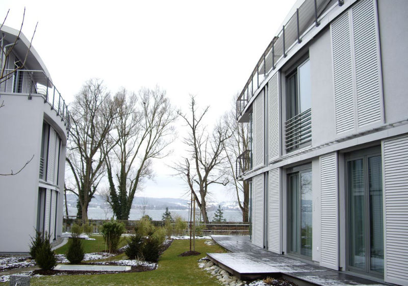 Okiennice aluminiowe przesuwne. Fot. Baier.pl