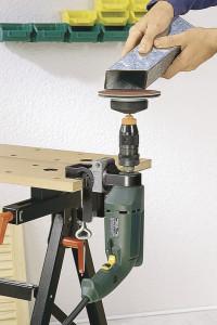 Akcesoria do wiertarek - uniwersalny uchwyt stołowy