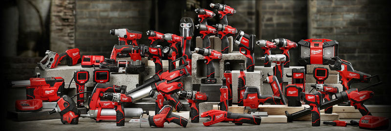 Milwaukee Tools - profesjonalne elektronarzędzia wysokiej jakości. Fot. Milwaukee