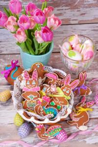 Wielkanocne ozdoby domu, pisanki