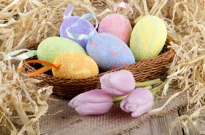 Wielkanocne ozdoby, pisanki