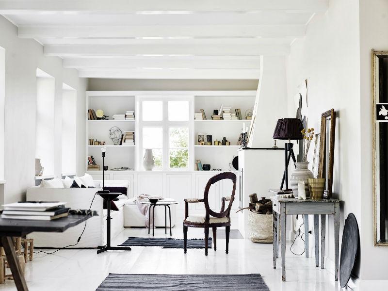 w stylu skandynawskim urz dzamy wn trza. Black Bedroom Furniture Sets. Home Design Ideas
