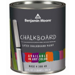 Farba tablicowa Benjamin Moore Chalkoboard Paint 308