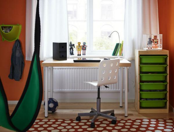 Pok j pierwszoklasisty podpowiadamy jak urz dzi - Ikea scrivanie ragazzi ...