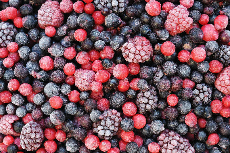 Jak mrozić owoce