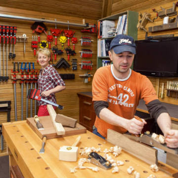 Dom i drewno - portal pasjonatów drewna