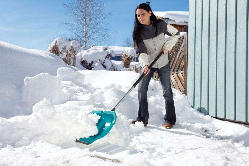 Pielęgnacja kostki brukowej zimą