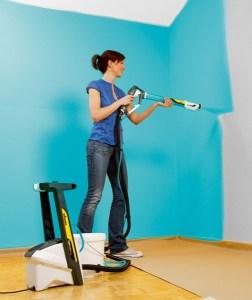 Wydajne malowanie - niskociśnieniowe systemy natryskowe