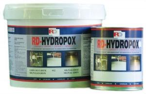 Malowanie płytek ceramicznych - farba Hydropox