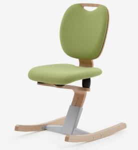 Ergonomiczne krzesło na biegunach Moizi 6. Fto. Moizi