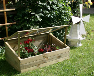 inspekty ogrodowe - jak zbudować