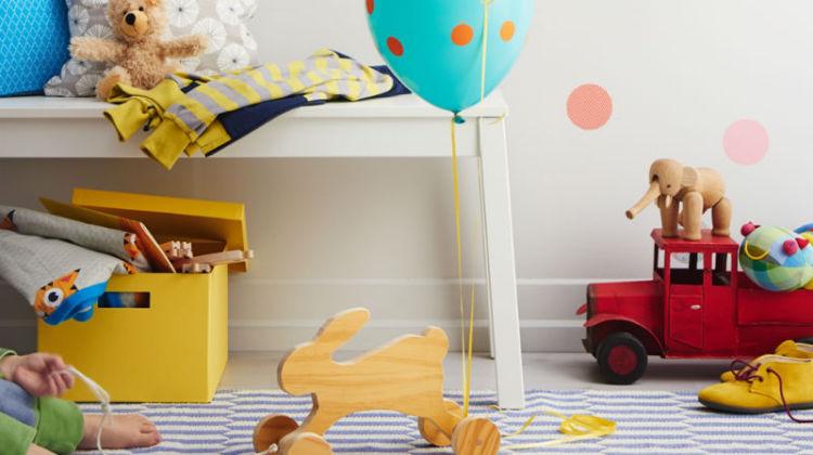 Wielkanocny zając-zabawka