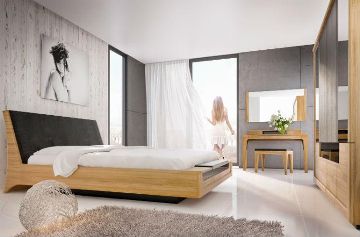 maganda � wymarzona sypialnia firmy mebin