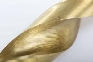 Wiertła do metalu i tworzyw sztucznych - spiralny korpus