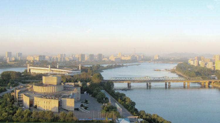 Tydzień w Korei Północnej