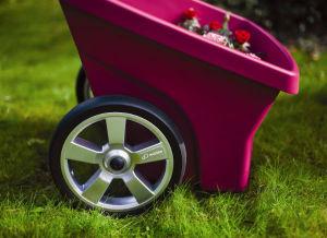 wózek ogrodowy Hagsen