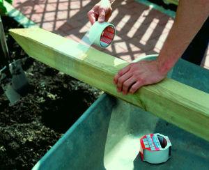 szybka ochrona drewna