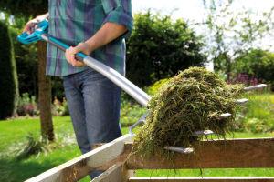 kompost - przyjaciel ogrodu