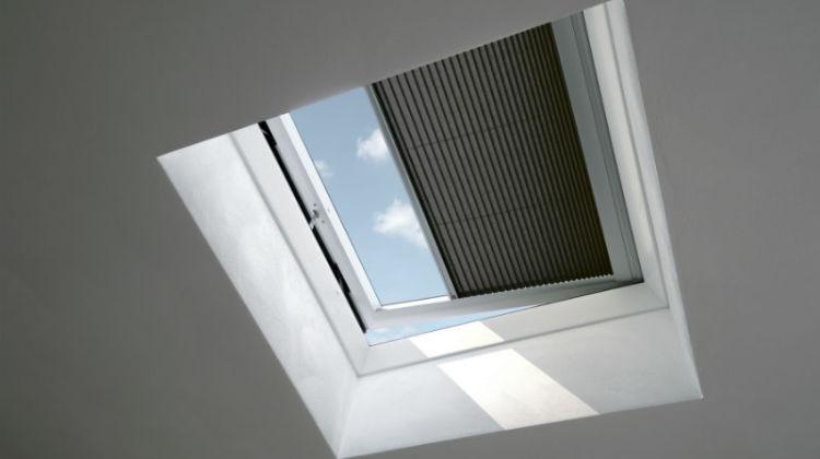 Okna Velux do płaskiego dachu