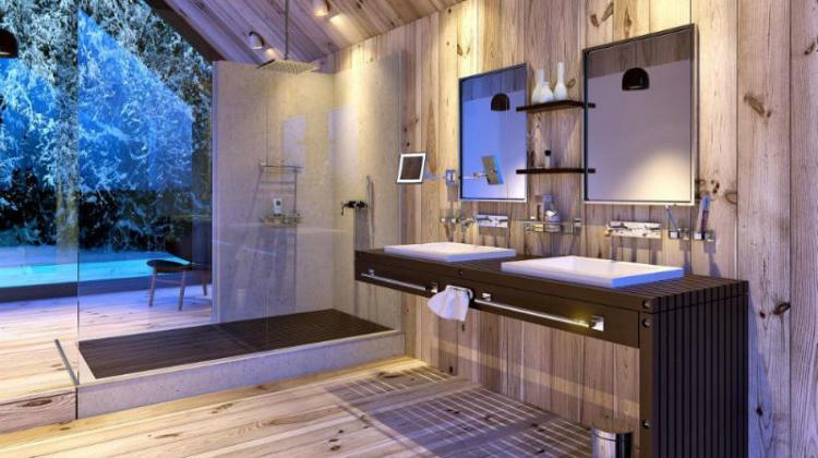 nowe akcesoria łazienkowe Nelio marki Geesa
