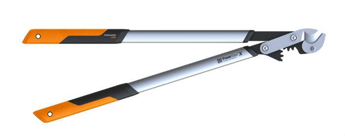 nowe sekatory Fiskars z linii PowerGearX™