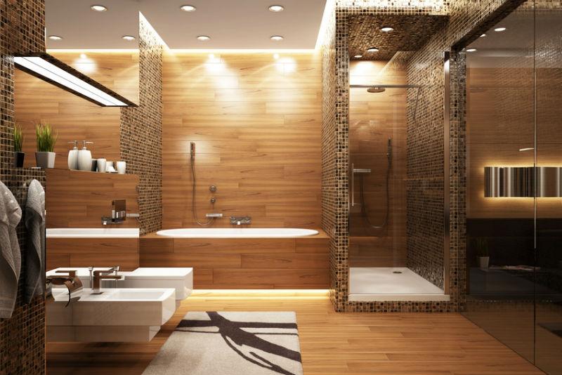 Drewniana Podłoga W łazience Dobór Drewna Zasady Montażu