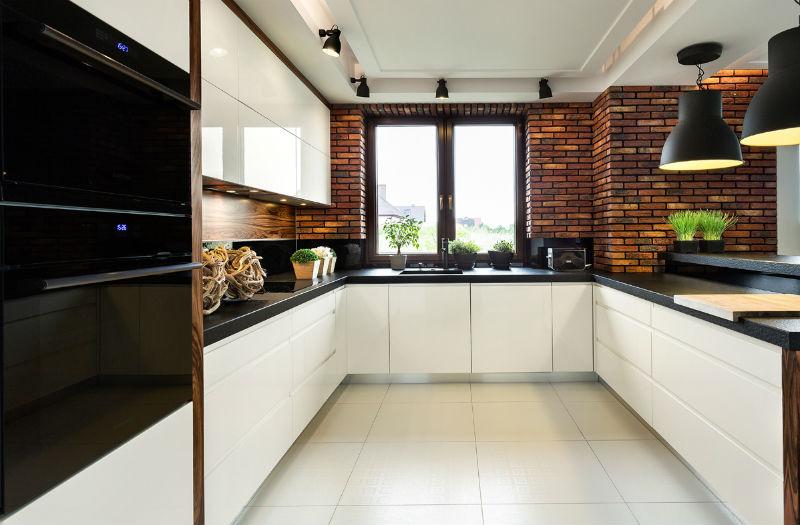 Kuchnia zamknięta czy z salonem?  Hobby Dom -> Kuchnia Z Ikei Czy Od Stolarza
