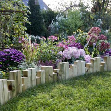palisada ogrodowa