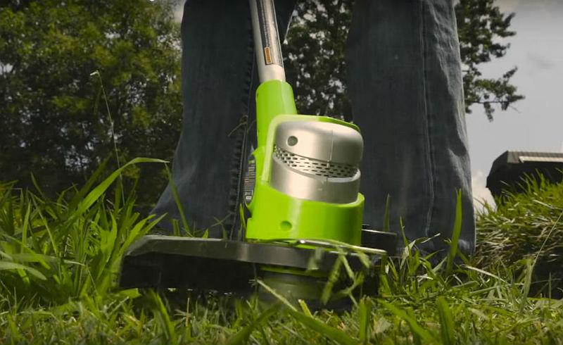 Podkaszarka akumulatorowa Greenworks