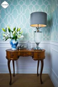 W blasku pięknych stołowych lamp