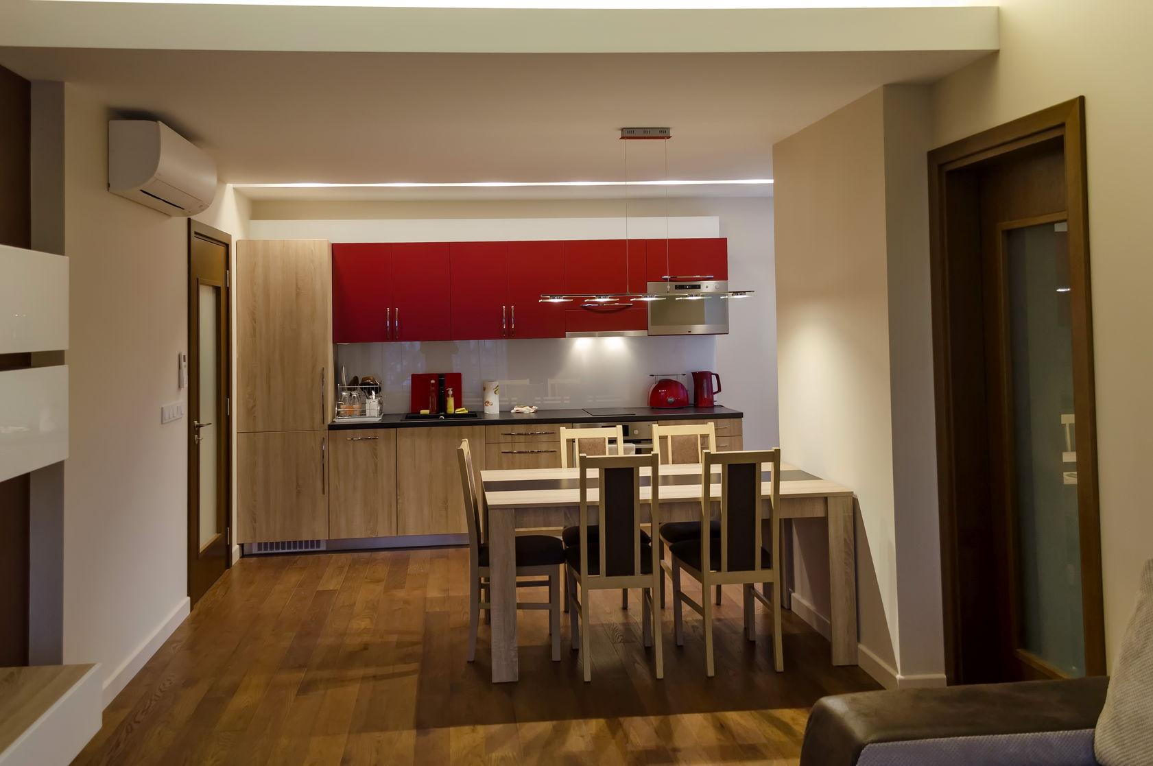 Oświetlenie Led W Nowoczesnych Wnętrzach Pomysły Hobby Dom