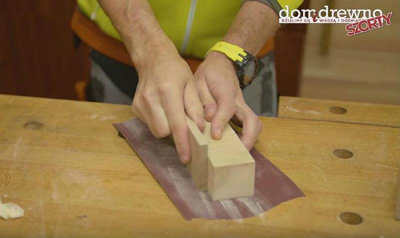 Jak zachować kąty proste przy szlifowaniu ręcznym