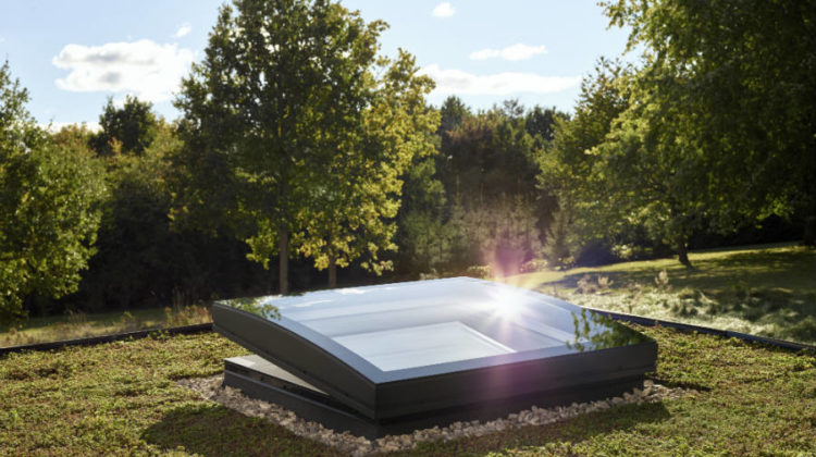 Dachowy Sferyczny Moduł Szklany VELUX