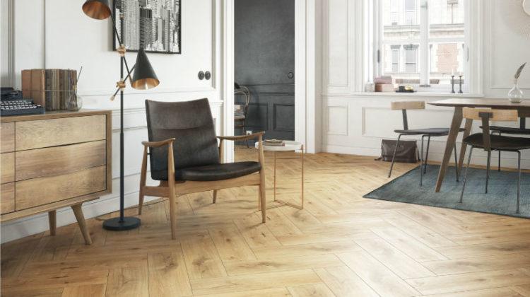 Francuski szyk - podłogi