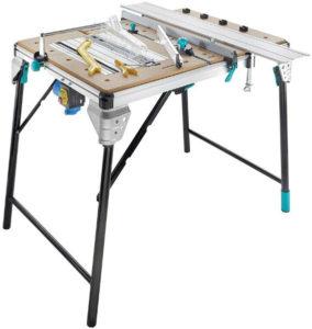 Stół maszynowy Wolfcraft MASTER cut 2500