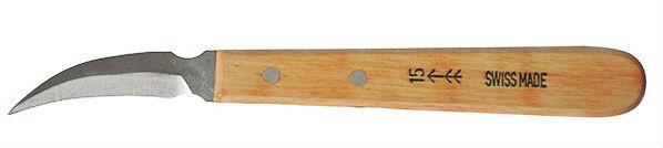 ABC stolarstwa - nóż snycerski