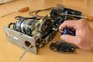 Jak dbać o elektronarzędzia?