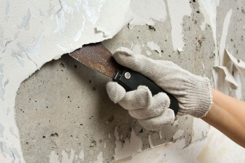 Naprawiamy typowe uszkodzenia ścian wewnętrznych
