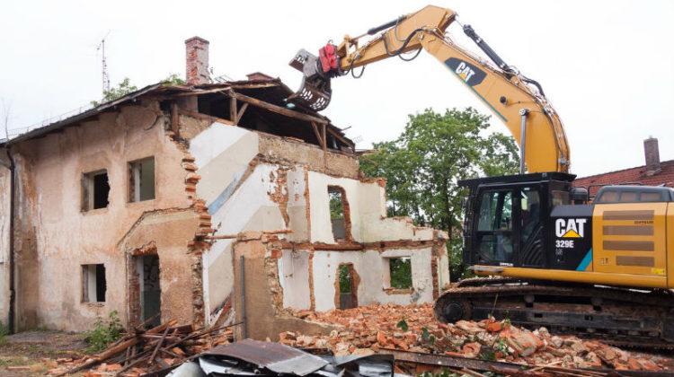 Pozwolenie na rozbiórkę budynku – wzór wniosku