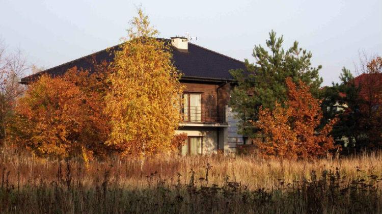 Dom gotowy na jesień