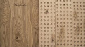 Drewniane deski na ogrzewaniu podłogowym
