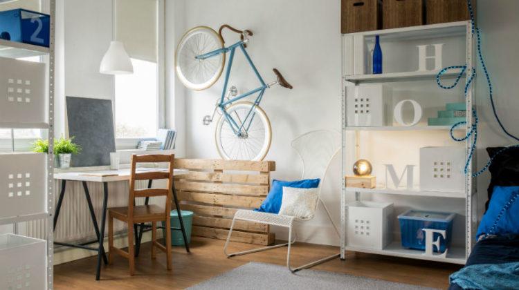 5 sposobów, jak zaaranżować małą przestrzeń