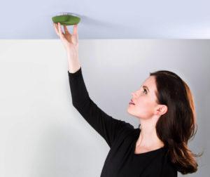 Stylowa ochrona przeciwpożarowa mieszkań