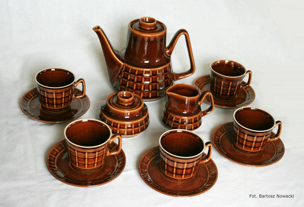 Serwis kawowy Pruszków kratka
