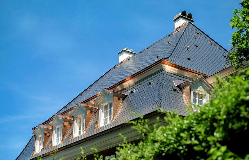 Dach z bajki - dachy miedziane