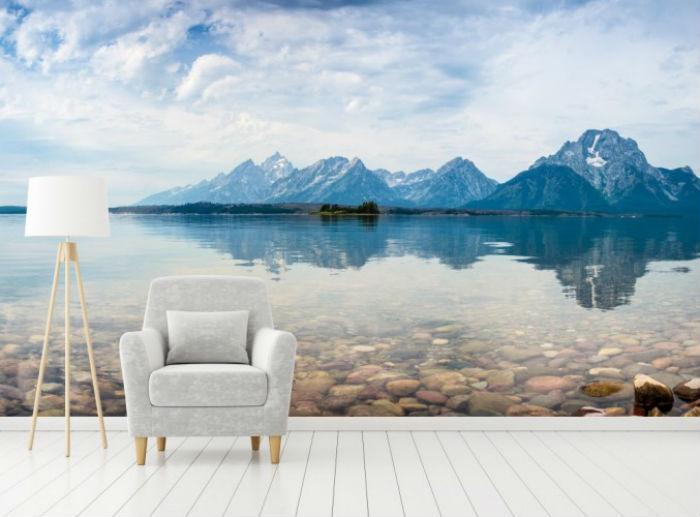 górskie jezioro pozwoli na ukazanie głębi